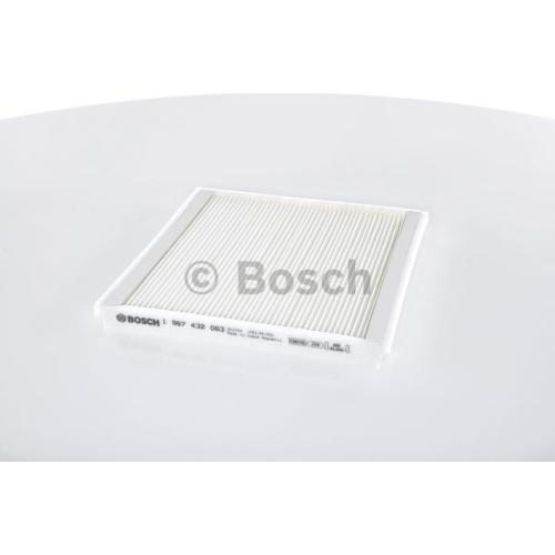 Filtru polen, habitaclu Bosch 1987432063