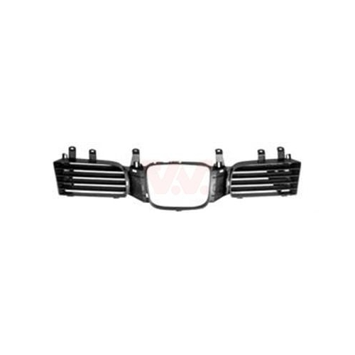 Grila radiator Seat Leon (1m1), Toledo 2 (1m2) Van Wezel 4933510