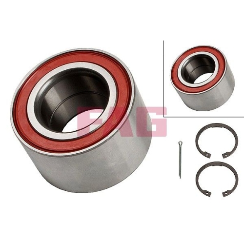 Rulment butuc roata Fag 713644160, parte montare : Punte fata