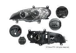 Far Bmw X5 (E70) Magneti Marelli 710815030016, parte montare : Dreapta, Bi-Xenon