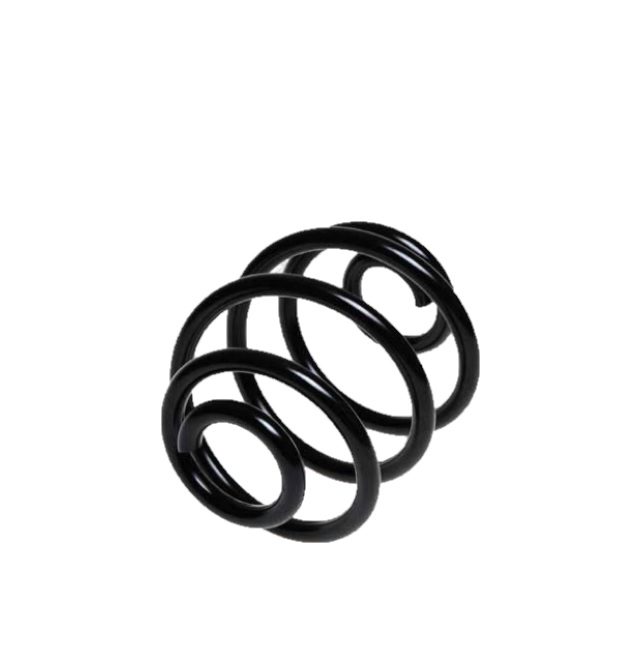 Arc spiral Opel Corsa B, Lesjöfors 4263401, parte montare : Punte spate