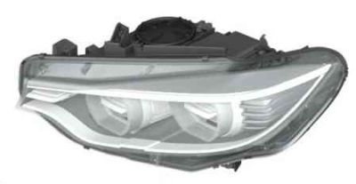 Far Bmw Seria 4 Cabriolet (F33, F83), Seria 4 Cupe (F32, F82) Magneti Marelli 711451000040, parte montare : Stanga, Bi-Xenon