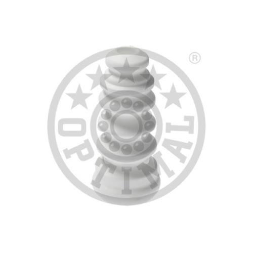 Tampon amortizor Optimal F86013, parte montare : Punte spate, Stanga/ Dreapta