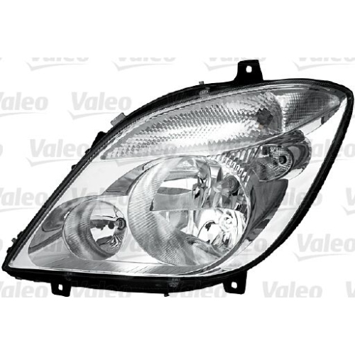 Far Mercedes-Benz Sprinter (906) Valeo 044584, parte montare : dreapta, halogen