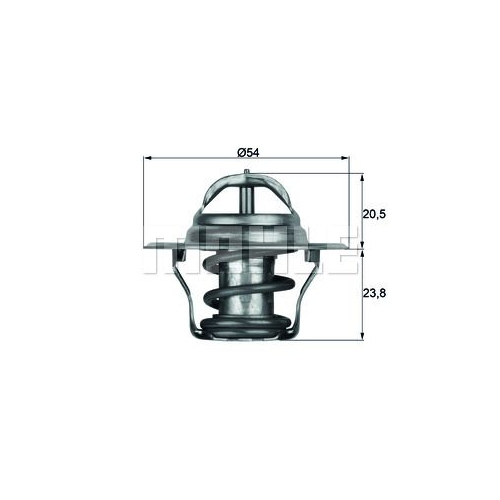Termostat lichid racire Behr TX1487D