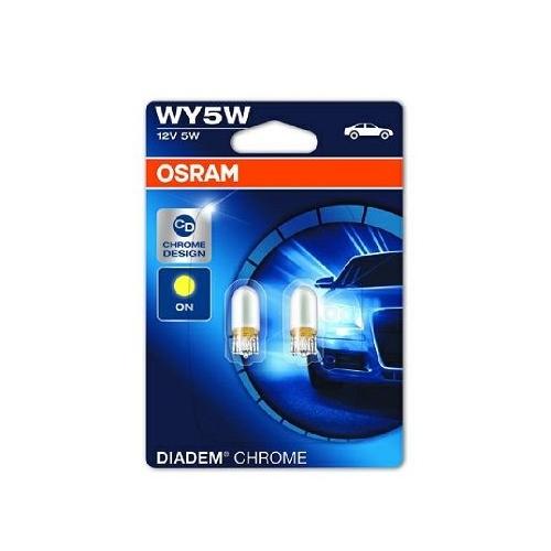 Bec Wy21w 12v Chrome OSRAM 2827DC02B