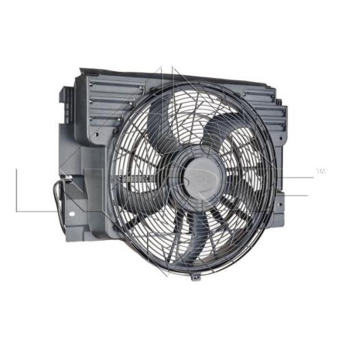 Ventilator radiator GMV Bmw X5 (E53) Nrf 47218