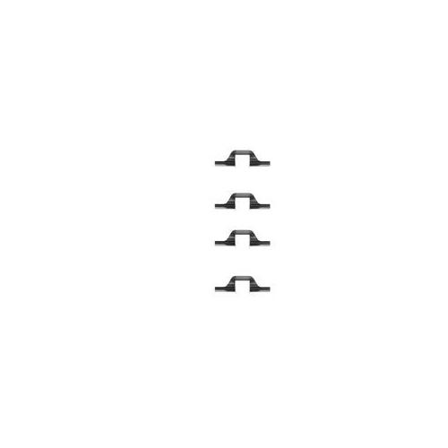 DELPHI Set accesorii, placute frana