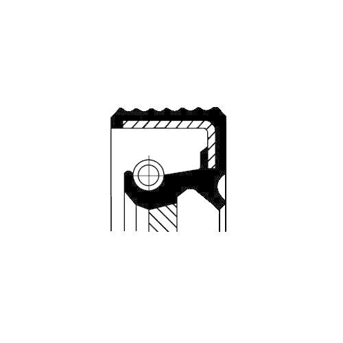 Simering cutie automata Corteco 01033868B