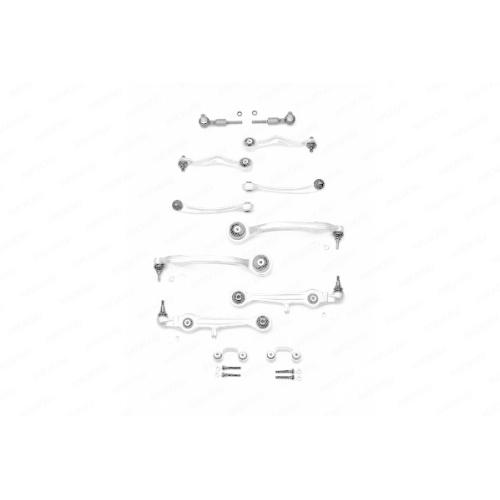 Set reparatie suspensie roata Moog VORK7925, parte montare : punte fata, stanga, dreapta