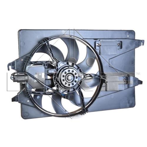 Ventilator radiator GMV Ford Mondeo 3 (B5y) Nrf 47262