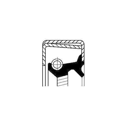 Simering cutie automata Corteco 12014316B