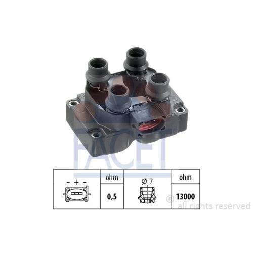 Bobina inductie Ford Fiesta 4 (Ja , Jb), Puma (Ec), Facet 96263