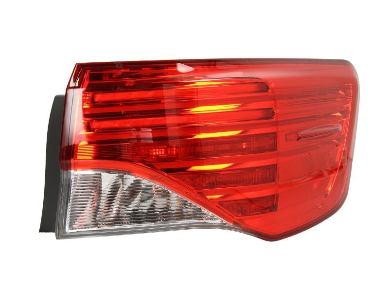 Lampa stop Toyota Avensis Limuzina (Zrt27, Adt27) Valeo 044906, parte montare : Dreapta, LED