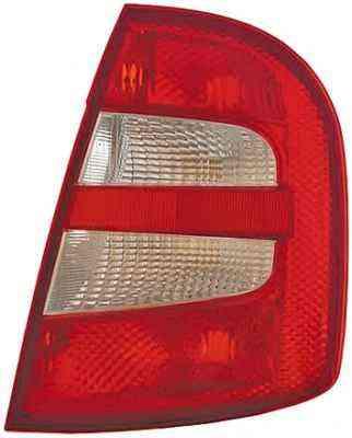 Lampa stop Skoda Fabia (6y2) Tyc 110313012, parte montare : Dreapta