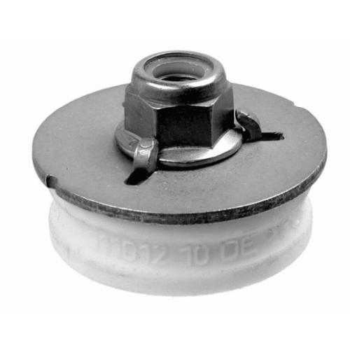 Flansa amortizor Bmw Seria 1 (E81, E82, E88), Seria 3 (E90 E91), X1 (E84) Sachs 802549, parte montare : punte spate, superior