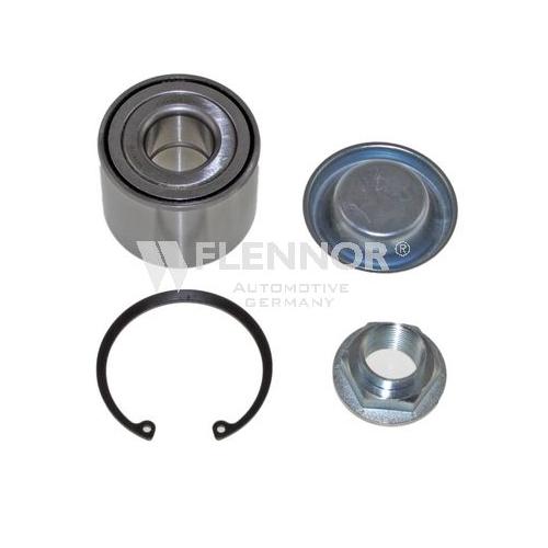 Rulment butuc roata Flennor FR691782, parte montare : Punte spate, Stanga/ Dreapta