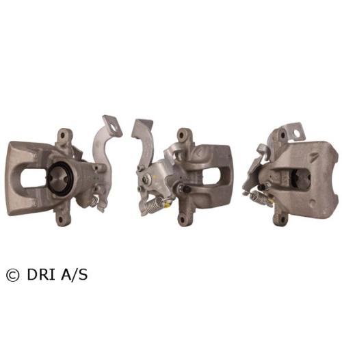 Etrier frana Toyota Auris, Dri 4111020, parte montare : Punte Spate, Stanga, Spate