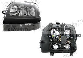 Far Fiat Doblo (223, 119), Stilo (192) Magneti Marelli 712405501120, parte montare : Stanga, Halogen