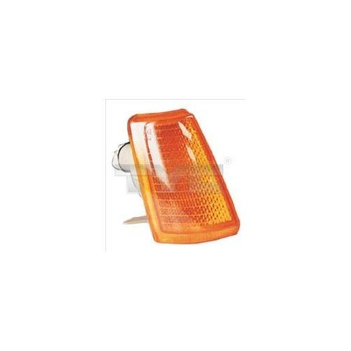 Lampa semnalizare Peugeot 205 1 (741a/C), 205 1 Cabriolet (741b, 20d), 205 2 (20a/C), Tyc 181952001, parte montare : Dreapta