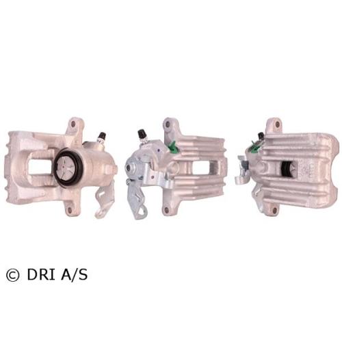 Etrier frana Audi A2 (8z0); Seat Cordoba (6l2), Ibiza 4 (6l1); Vw Polo (9n), Dri 4284500, parte montare : Punte Spate, Dreapta, Spate