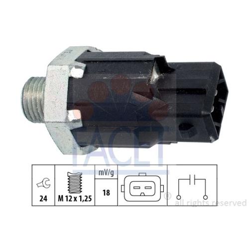 Senzor management motor, Senzor batai Facet 93224