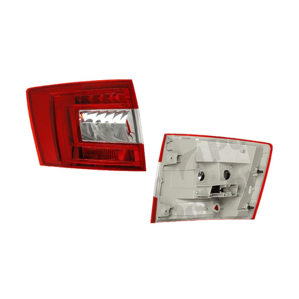 Lampa stop Skoda Octavia Combi (5e5) Hella 2VP354818041, parte montare : Dreapta, LED
