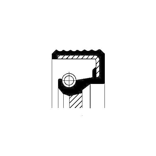 Simering cutie de viteze automata Corteco 01031573B
