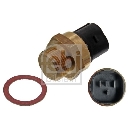 Senzor temperatura ventilator, termocupla radiator Febi Bilstein 10114