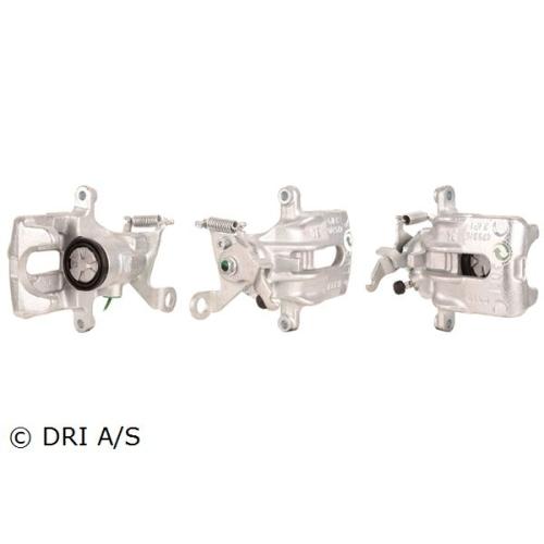 Etrier frana Ford Focus (Daw, Dbw), Dri 4106010, parte montare : Punte Spate, Stanga, Spate