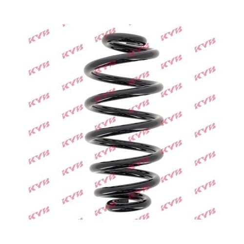 Arc spiral Audi A4 Avant (8e5, B6), A4 Avant (8ed, B7), A4 Cabriolet (8h7, B6, 8he, B7), Kyb RH6573, parte montare : Punte spate