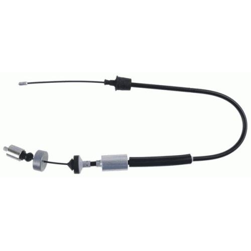 Cablu ambreiaj Renault Clio 2, Kangoo (Kc0/1), Sachs 3074600271