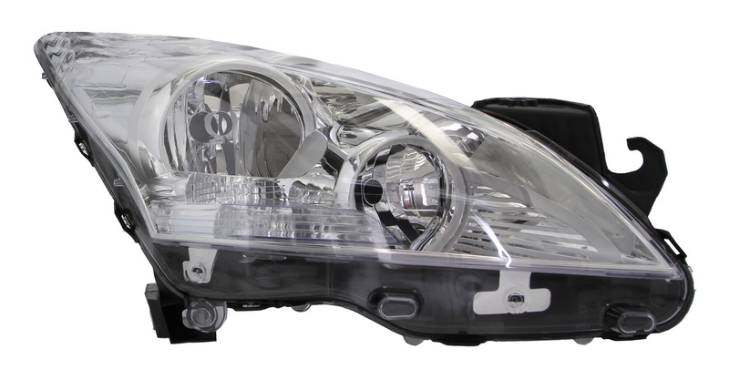 Far Peugeot 3008, 5008 Valeo 043785, parte montare : Dreapta, Halogen