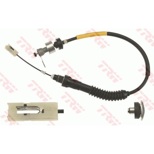Cablu ambreiaj Peugeot Expert (224); Citroen Jumpy (U6u); Fiat Ulysse (220), Trw GCC115