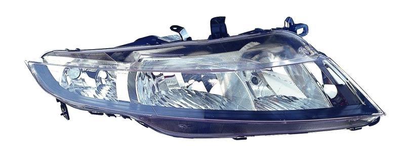 Far Honda Civic 8 (Fn, Fk) Magneti Marelli 711307022597, parte montare : Dreapta, Halogen