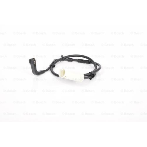 Senzor uzura placute frana Bosch 1987473045, parte montare : Punte fata