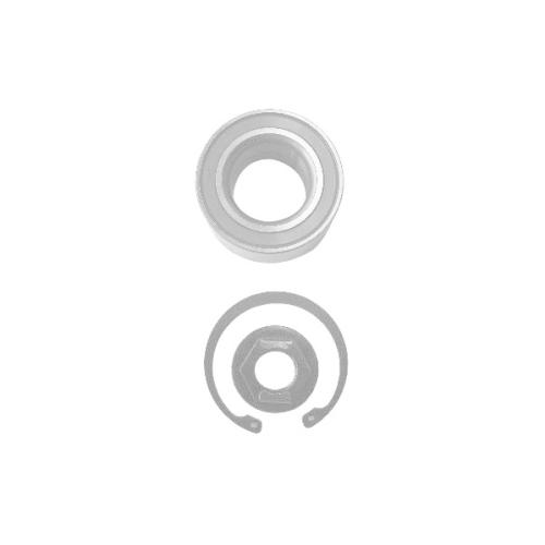 Rulment butuc roata Moog FDWB11174, parte montare : Punte fata, Stanga/ Dreapta