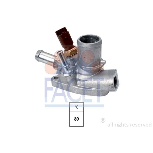 Termostat lichid racire Facet 78701