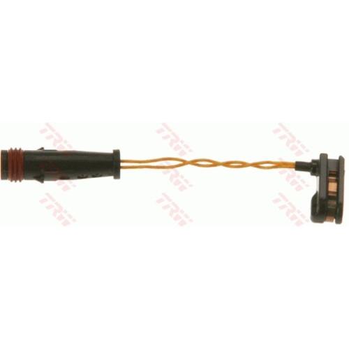 Senzor uzura placute frana Trw GIC253, parte montare : Punte spate