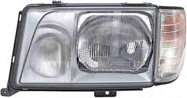 Far Mercedes Clasa E (W124) Magneti Marelli 710301073318, parte montare : Dreapta, Halogen