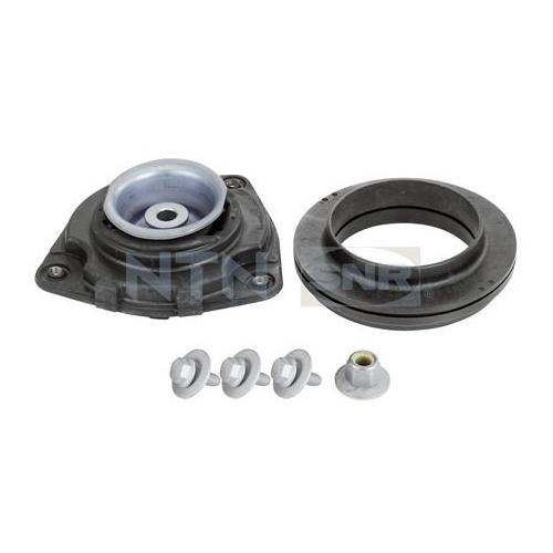 Flansa amortizor Nissan Qashqai / Qashqai +2 (J10, Jj10) Snr KB66803, parte montare : punte fata, dreapta