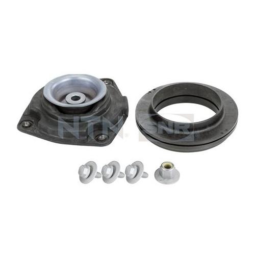 Flansa amortizor Nissan Qashqai / Qashqai +2 (J10, Jj10) Snr KB66804, parte montare : punte fata, stanga