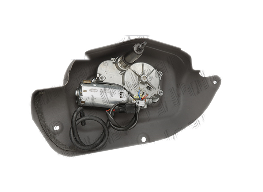 Motoras stergatoare Ford Transit Magneti Marelli 064342005010, Spate