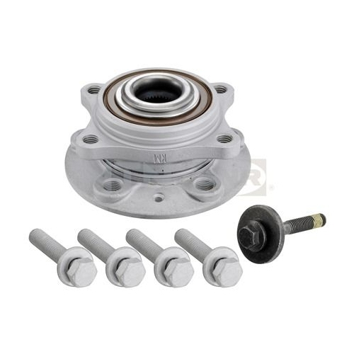 Rulment butuc roata Snr R16527, parte montare : punte fata