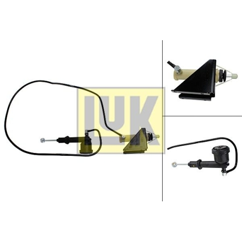 Kit pompa receptor ambreiaj Luk 513002610