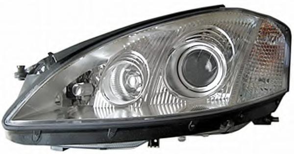 Far Mercedes Clasa S (W221) Magneti Marelli 711307022467, parte montare : Dreapta, Bi-Xenon