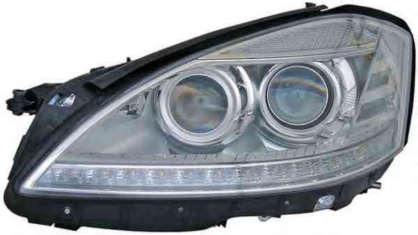 Far Mercedes Clasa S (W221) Magneti Marelli 711307023711, parte montare : Dreapta, Bi-Xenon
