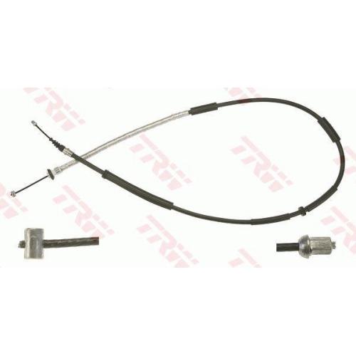 Cablu frana mana Fiat Stilo (192), Trw GCH106, parte montare : Dreapta, Spate