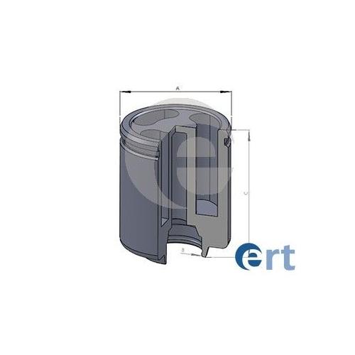 Piston etrier frana Ert 150808C, parte montare : Punte Spate