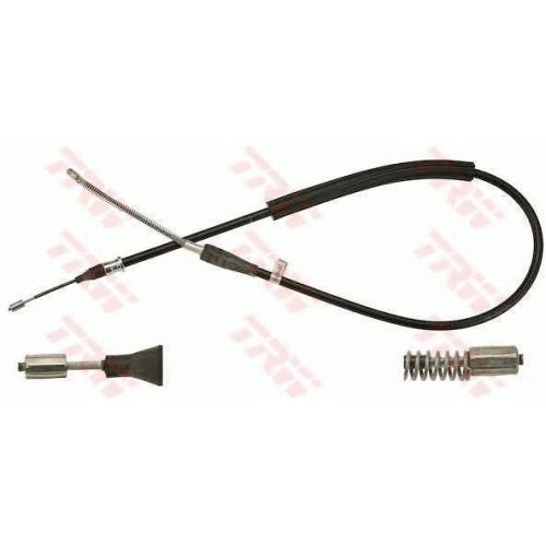 Cablu frana mana Audi A2 (8z0), Trw GCH2648, parte montare : Stanga/ Dreapta